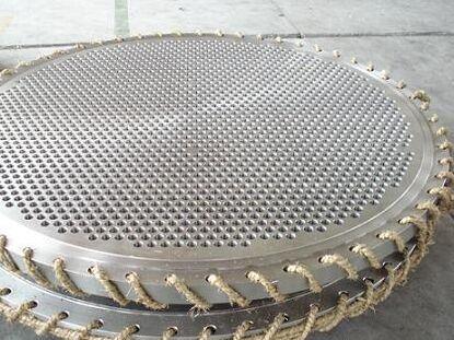 辨别工业冷水机之壳管式蒸发器类型管壳式换热器升级